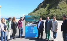Elecciones 26M: Gasco promete recuperar la pasarela de Mompás y colocar una noria en Sagüés