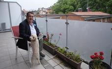 La terraza testigo de conversaciones para el pacto