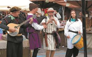 Behobia llevará de nuevo sus calles hasta la Edad Media este fin de semana