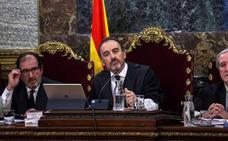 El tribunal del 'procés' excarcela a los presos electos para asistir al pleno de constitución de las Cortes