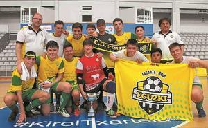 El Eguzki Balerdi logró el Torneo de Primavera