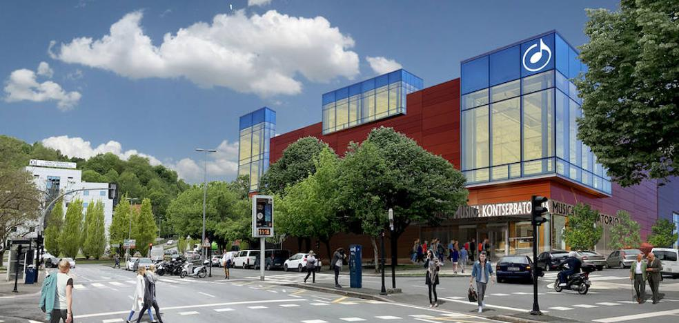 El Obispado negocia la venta de la parcela de la Sagrada Familia para hacer viviendas