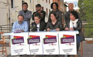 Oroitz Aguirre, candidata a alcaldesa por Elkarrekin Podemos