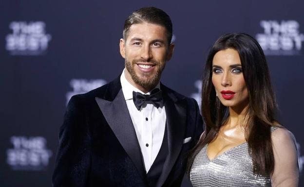 Sergio Ramos se bautiza para poder casarse por la iglesia