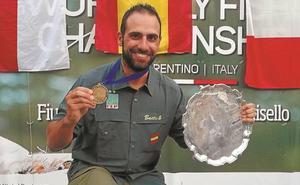 Muñoz, Martín y Terán, en el top ten de la pesca mosca de Euskadi