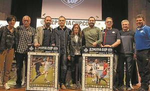 La Azpeitia Cup apuesta por equiparar los torneos masculino y femenino