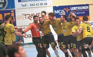 El Bidasoa-Irun se jugará el subcampeonato en Logroño