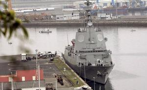 Exteriores asegura que EE UU no ha presentado una queja por la retirada de la fragata del Golfo
