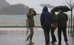 Un frente frío provocará fuertes lluvias y un desplome de las temperaturas de 10 grados