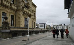 Uno de los agresores del menor fallecido en Donostia pide «perdón» a la familia