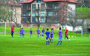 El TSJPV rechaza que la Diputación impida a niños jugar a fútbol en clubes de otros municipios