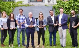 Los premios CAF-Elhuyar unen ciencia y sociedad