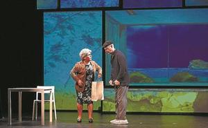 El grupo de teatro Vaivén Producciones ofrece la obra 'Argiaren Hautsa'