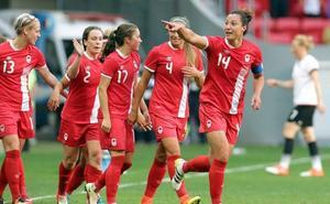 Canadá preparará el Mundial en Gipuzkoa