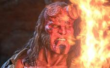 Hellboy llega censurado a España