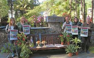 La sexta Feria de Flores y Plantas llenará el sábado la calle Urbieta