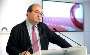 Iceta recurre su veto al Constitucional: «El sectarismo se ha impuesto sobre la legalidad y el sentido común»