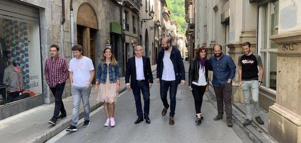 Izagirre reivindica «equilibrio de derechos» para las comarcas de Gipuzkoa