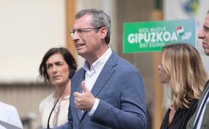 Olano propone destinar 200 millones para fortalecer la empresa y mejorar el empleo