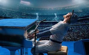 Clip de 'Rocketman': así alcanzó Elton John el estrellato
