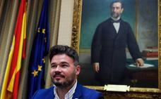 Esquerra deslinda el veto de la investidura de Sánchez