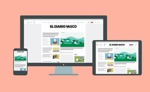 Suscríbete un año a El Diario Vasco On+ y consigue gratis una maleta