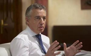 Urkullu confía en que el proceso contra Urrutikoetxea se desarrolle con «garantías»