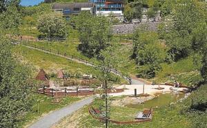 El parque Urtubi ya está abierto a la ciudadanía