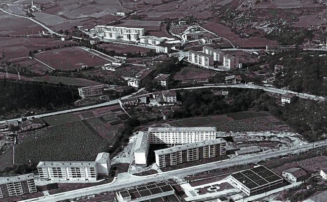 La villa cerrajera en la segunda mitad del siglo XX
