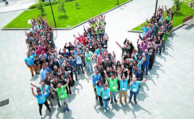 Wordcamp Irun abrirá su segunda edición con charlas al aire libre