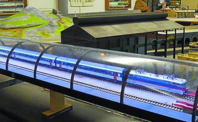 La Asociación de Amigos del Ferrocarril organiza una jornada de puertas abiertas