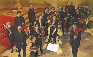 Kamerata Oiasso y su concierto de música británica en Bastero