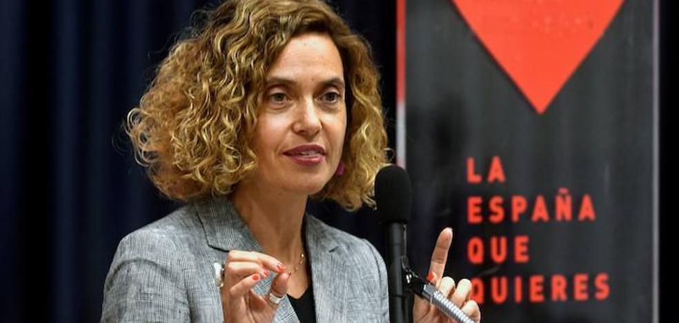 Batet, la catalana del PSOE y la española del PSC