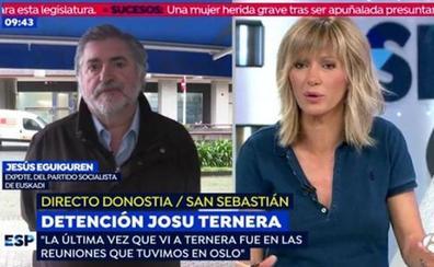 Eguiguren pide disculpas a las víctimas de ETA por llamar «héroe» a 'Josu Ternera'