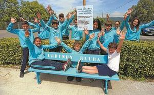 'Urdinen kluba', el club que favorece la inclusión y la convivencia