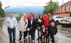 Gasco apuesta por una «política deportiva real» para Donostia