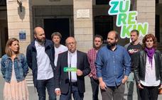 Izagirre afirma que Gipuzkoa «necesita una Diputación que ponga a las personas en el centro»