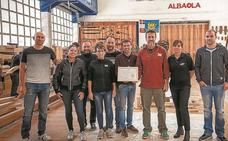 Albaola renueva su alianza con la cooperativa alavesa RPK