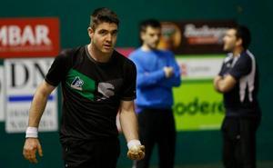 Iker Irribarria: «Elezkano II es mejor pelotari de lo que cree la gente»