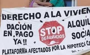 Stop Desahucios frena en Donostia un lanzamiento, aunque el piso ya había sido subastado