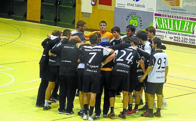 El Amenabar se juega la temporada frente al Agustinos Alicante