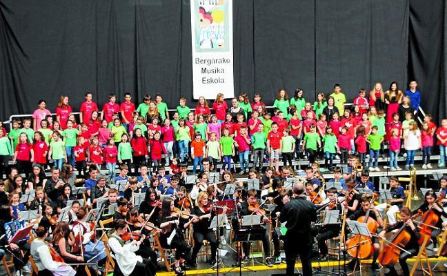 El Concierto de Primavera reúne hoy a 350 jóvenes músicos con el público