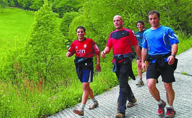 La Berako Mendi Itzulia celebra mañana su decimocuarta edición con dos recorridos