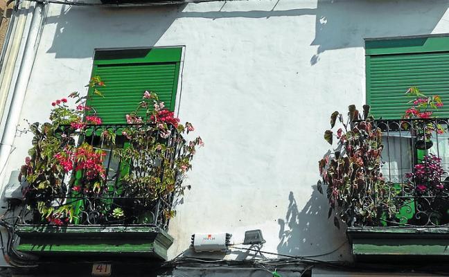 Elgoibar busca el balcón más hermoso de este año