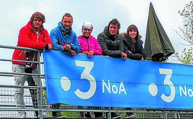 Ander Elosegi, Joan Crespo y Klara Olazabal entran en la selección e irán al Europeo