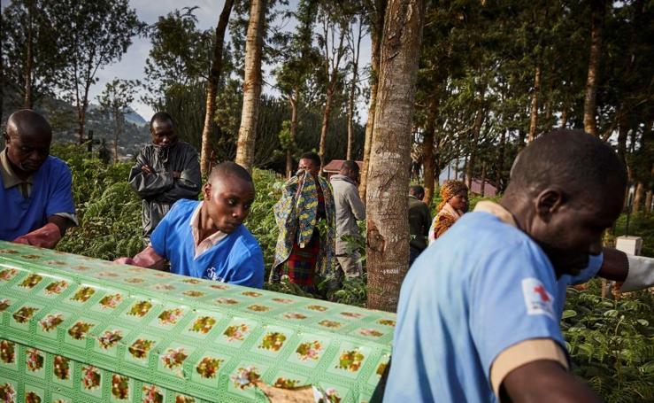 Crisis del ébola en el este del Congo