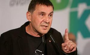 Otegi llama a hacer de EH Bildu la primera fuerza para «recuperar los ayuntamientos, empezando por Arrasate»