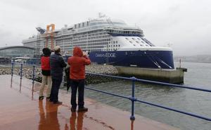 Motores 'made in Gipuzkoa' para el crucero más moderno del mundo