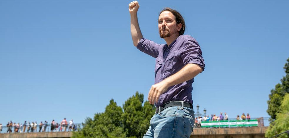 Iglesias ve más cerca el Gobierno de coalición tras el pacto del Congreso