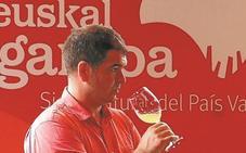 Unai Agirre: «La intención es celebrar el Uztaberri Eguna en Hernani todos los años»